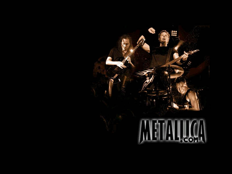 Metallica Star Wallpaper